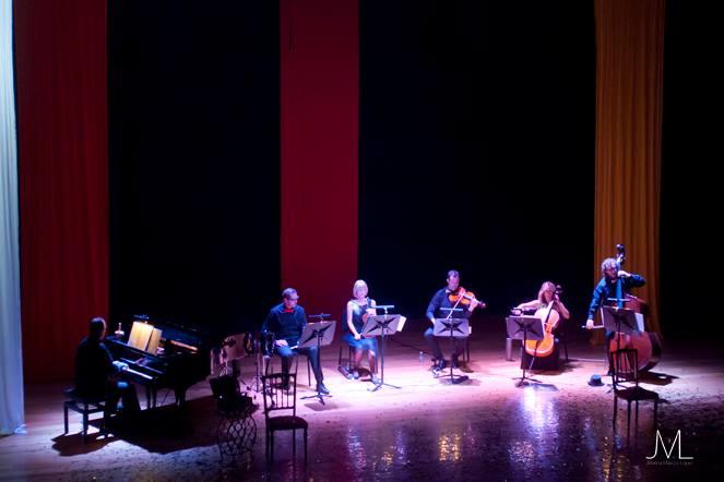 la orquesta de cámara de la música de los sentidos